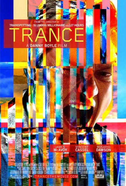 Trance by Danny Boyle